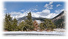 A vista in Estes Park in winter; the detail in this image is best viewed in a larger size.