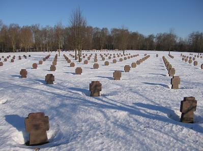 Deutscher Soldatenfriedhof 1939/45 Narva