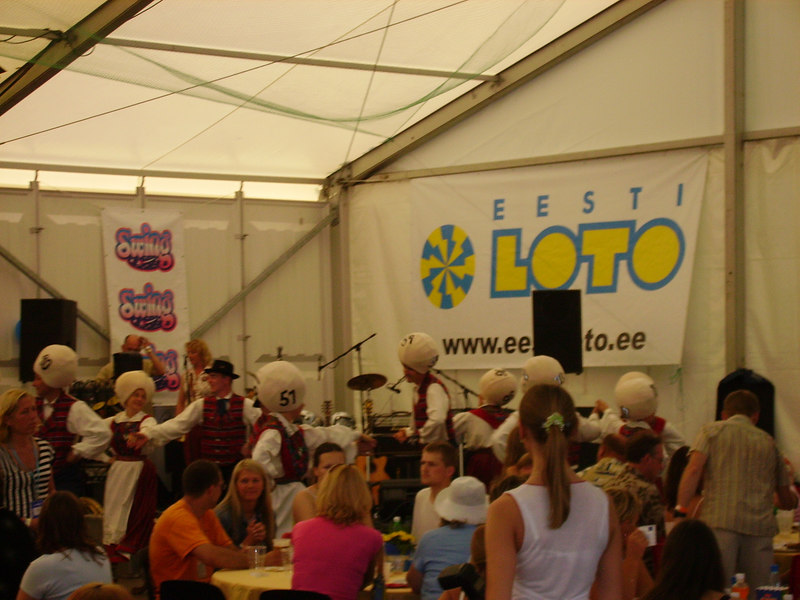 Lotto heads at Tallinn Beer Festival
