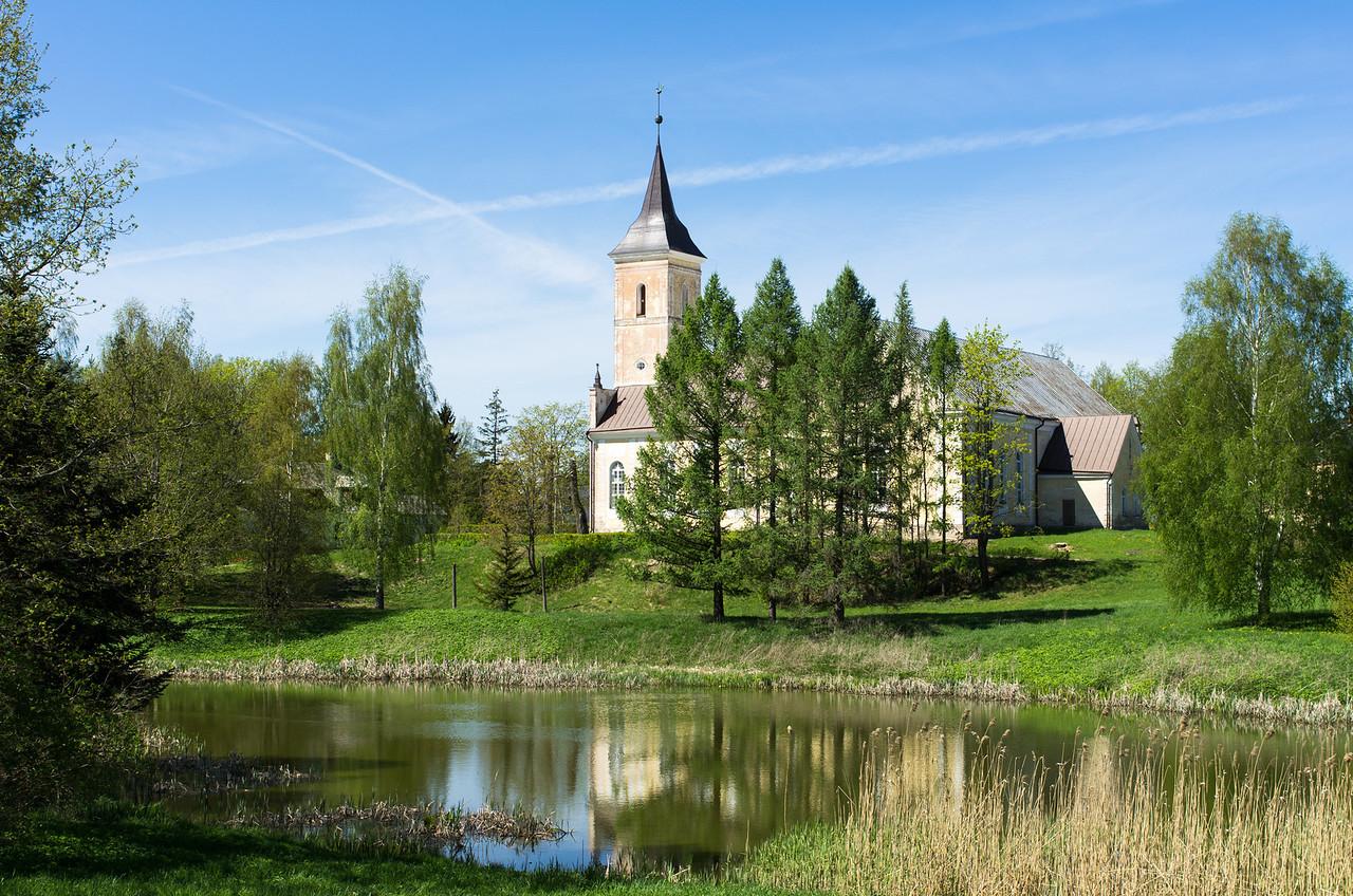 Võnnu kirik Tartumaal