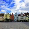 Raekoja Square, Tallinn, Estonia