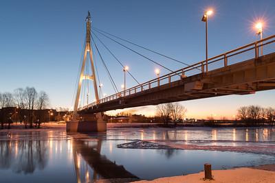 Tartu, bridge Turu