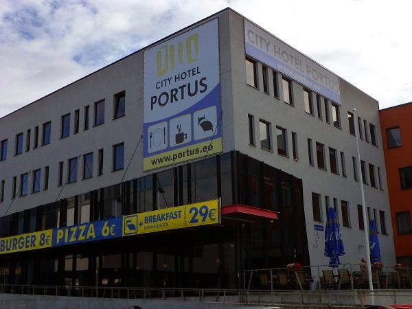 City Hotel Portus, Tallinn, Estonia