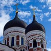 Alexander Nevsky Cathedral Towers