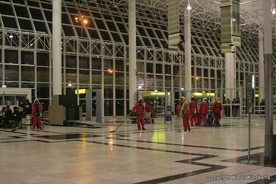04 Bole Airport at nigth_