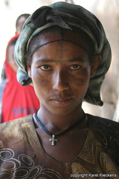 03 Tigrayvrouw in Afargebied
