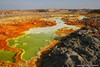 28 Dallol  Minerale waterbron