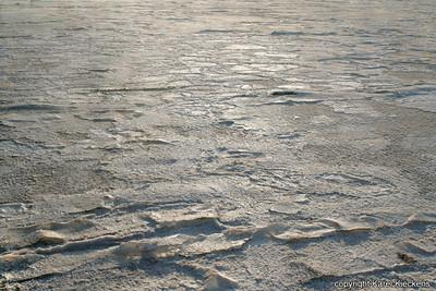 15 Uitgestrekte zoutvlakte tussen Asale en Dallol