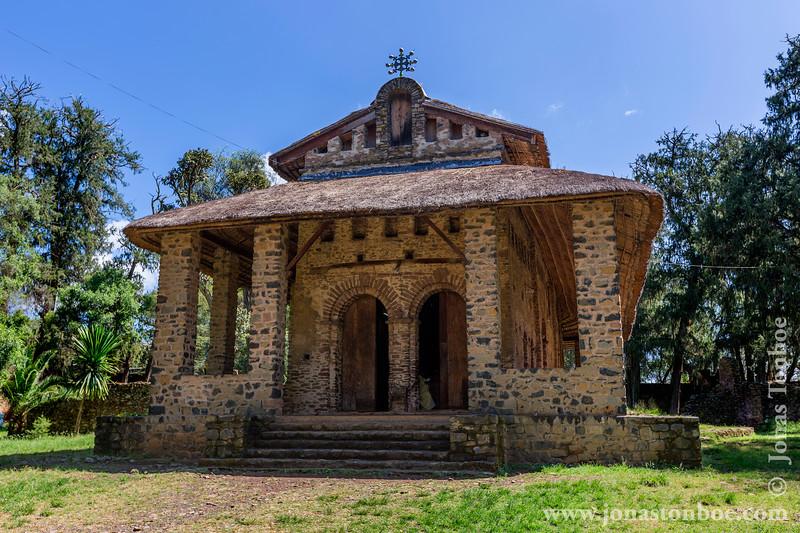 Debre Birhan Selassie Church