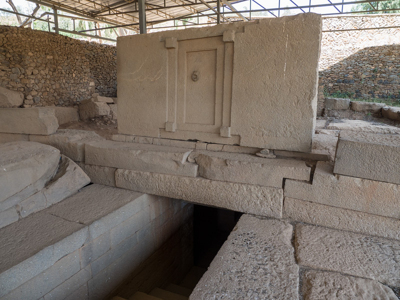 Tomb of the False Door (4C)