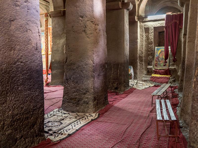 Interior Bet Medhane Alem