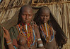 Two women Arbore, bald that it means they are singles