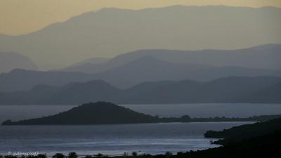 View of Lake Abaya from Paradise Lodge
