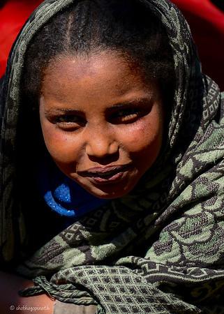 The Ethiopian Girl :-)