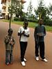 Palm Sunday in Kigali, Rwanda