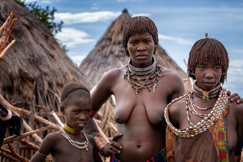 Hamar Tribe, Southern Ethiopia