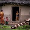 Small village south of Addis Ababa, Ethiopia