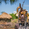 The Mursi Tribe