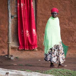 Scenes from Jinka (Omo Valley, Ethiopia)