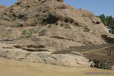 09 Axum  Bad van Sheba