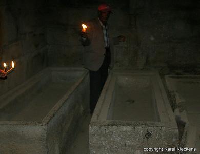 12 Axum Graftombe van koningen Kaleb en Gebr Meskel