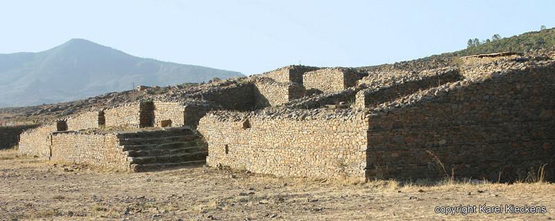 08 Axum Dungar (paleis van koningin Sheba)