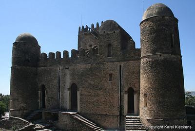 24 Gondar kasteel van Fasiladas