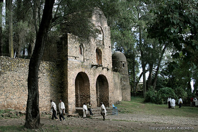 28 Gondar Debre Berhan Selassie kerk
