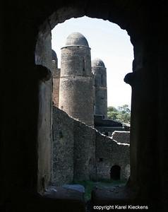 23 Gondar kasteel van Fasiladas