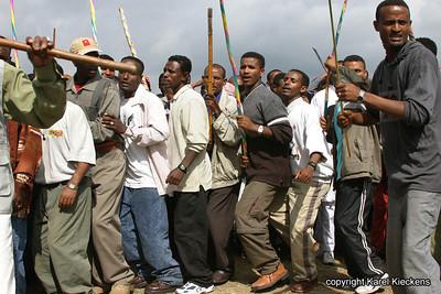 038 Timkat in Addis Ababa  Jan Meda