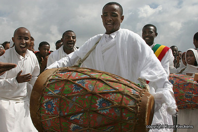 032 Timkat in Addis Ababa  Jan Meda