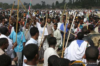 036 Timkat in Addis Ababa  Jan Meda