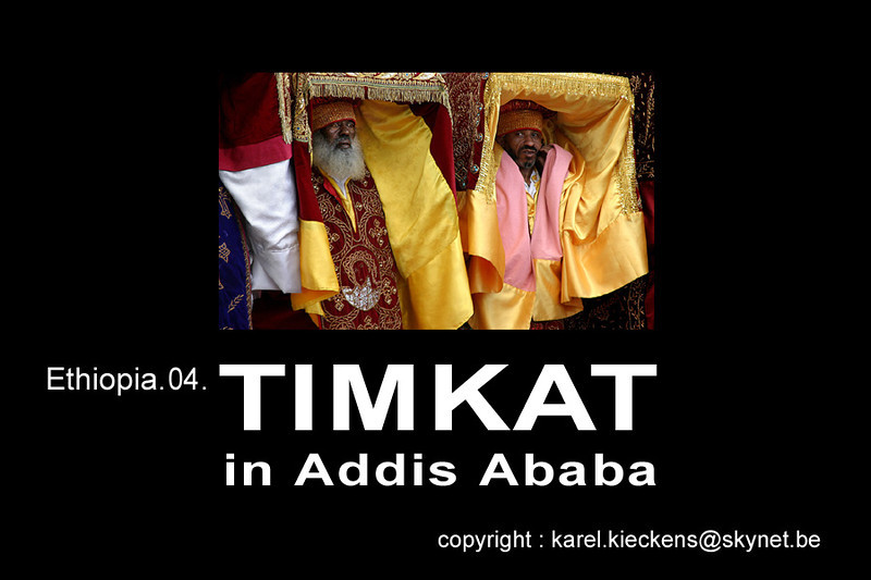 000 Timkat in Addis Ababa