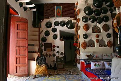 38  Traditioneel Harari huis (museum)