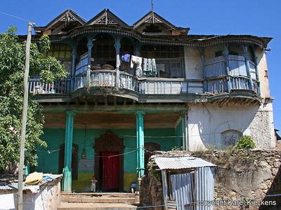 35  Huis van Ras Makonen, vader van keizer Selassie