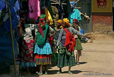 27  Oromo op de moslimmarkt