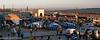 01  Christelijke markt aan Shoa Gate