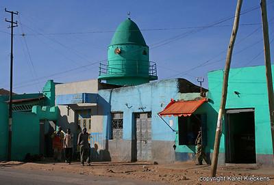 23  Moskee in de hoofdstraatl