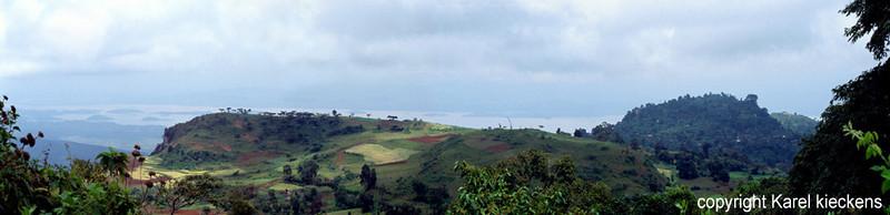 000 Zuidelijke Riftvallei zicht op Abayameer
