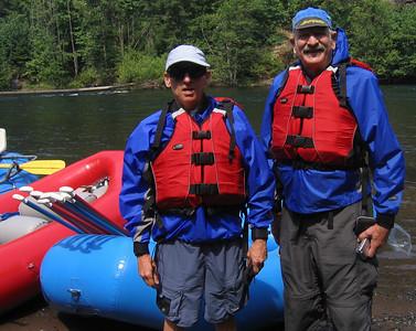 MacKenzie River float