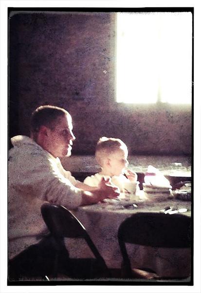 Church supper