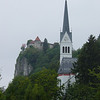 Parish of St. Martin and Bled Castle