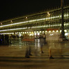 Piazza San Marco with ghosts