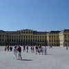Schonbrunn Palace<br /> the summer palace of the Hapsburgs
