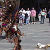 dancers at Stephensplatz<br /> these guys claimed to be Aztec.