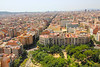View From La Segrada Familia, Antoni Gaudi Architect