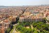View From La Segrada Familia, Antoni Gaudi Architect
