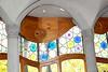interior Casa Batllo by Antoni Gaudi
