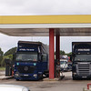 Italian trucks.
