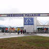 Mugello main entrance.